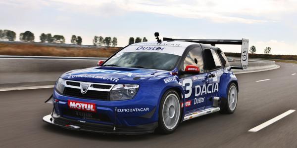 """Dacia Duster """"No Limit"""" release in Romania"""