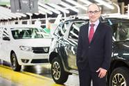 Yves Caracatzanis -Président-directeur général Dacia
