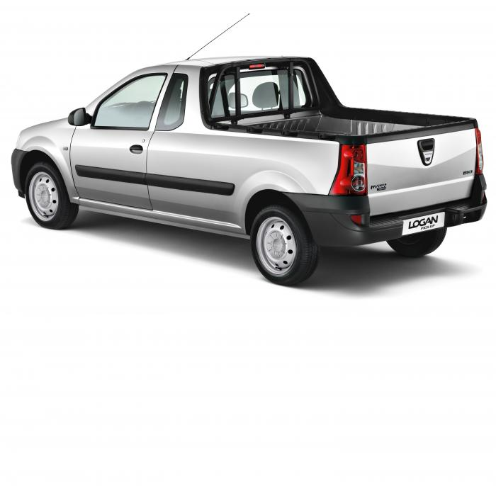 dacia logan pick up in verkeerstalent online. Black Bedroom Furniture Sets. Home Design Ideas