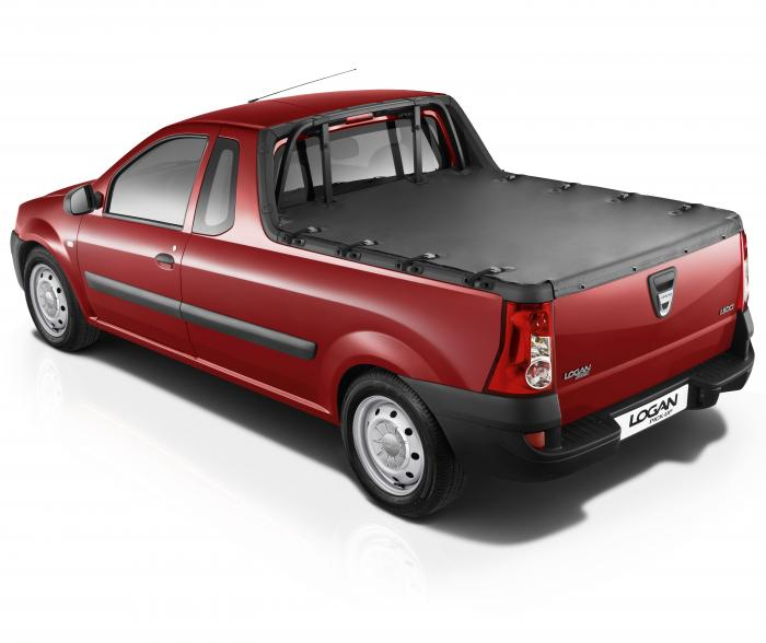 dacia logan pick up dacia