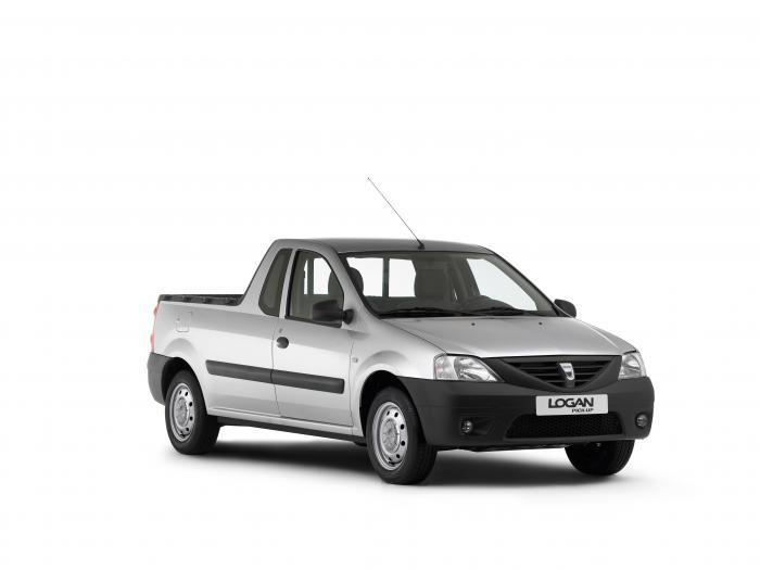 Dacia Logan Pick Up Dacia